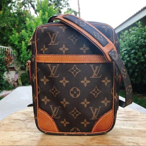 Louis Vuitton Handbags - Louis Vuitton Danube monogram small crossbody bag 5973785c6c7a8